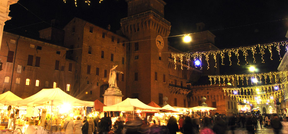 Natale a Ferrara 2016