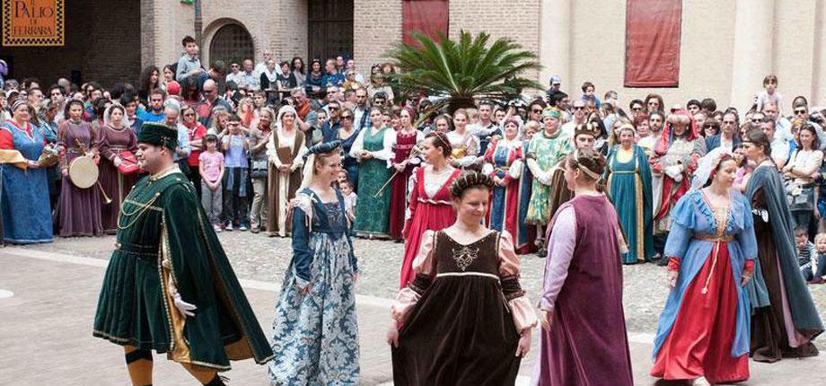 Omaggio al duca  2017 – Il Palio di Ferrara
