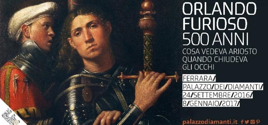 L'Orlando furioso compie 500 anni!